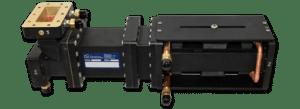 S-Band Distributed 3-Port  Waveguide Circulator, 8 MW Peak Power, 10 KW Average Power