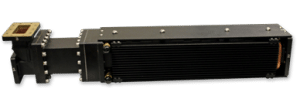 S-Band High Power Distributed 3-Port Circulator, 8 MW Peak Power, 35 KW Average Power