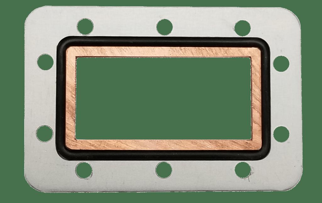 EM Design Gasket Seal, CPR options