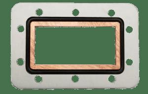Microwave Waveguide Gasket Seal