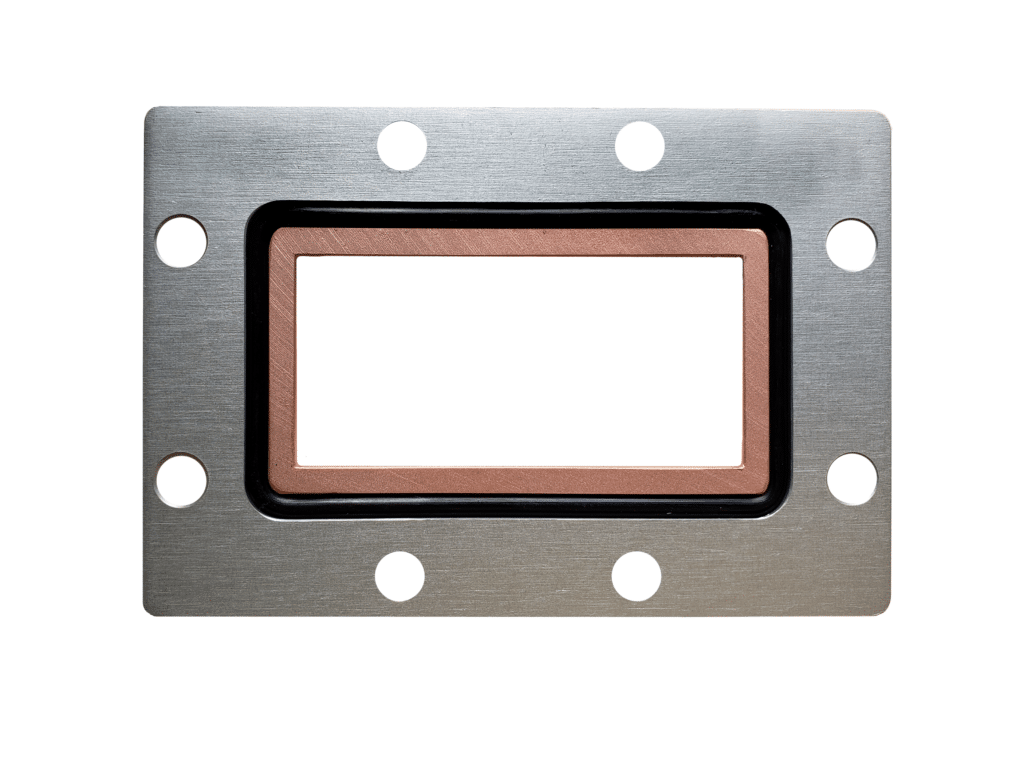 Waveguide Seal Varian Configuration