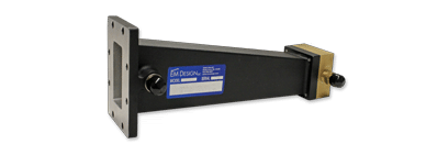 S-Band Waterload, 30 MW Peak Power, 9 KW Average Power, Varian Configuration w/ -60 db E-field probe
